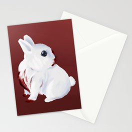 A Fearsome Monster - Monty Python, Cearbannog/Bunnicula Stationery Cards
