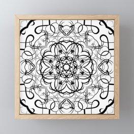 ARABIC INSPIRED Framed Mini Art Print