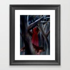 The Cloak of Rydynnton Framed Art Print