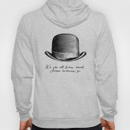 Waiting for Godot - We Are All Born Mad Hoody