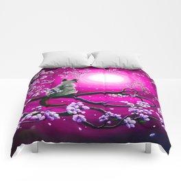 MOONLIGHT-PINK Comforters