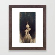 The Old Astronomer  Framed Art Print