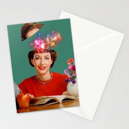 Book lover // Fireworks Stationery Cards