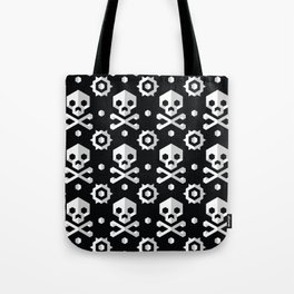 Jolly Roger Tote Bag