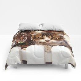 Sweet Cat Comforters