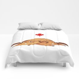 Eager Beavers Comforters