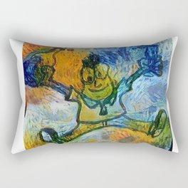 It Figures ! Toasts ! Rectangular Pillow
