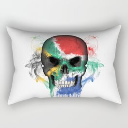 To The Core Collection: South Africa Rectangular Pillow