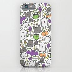 Kawaii Halloween - White Slim Case iPhone 6s