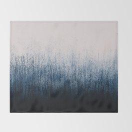 Jean Ombré Throw Blanket