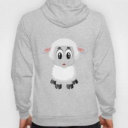 Cute Lamb Sheep Hoody