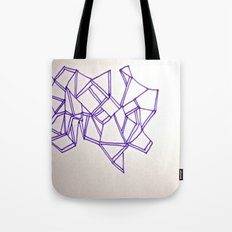 Flipped  Tote Bag