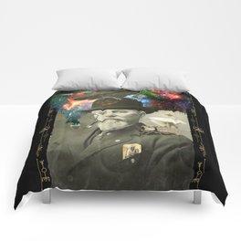 Odd Scientist Comforters