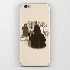 What is Thy Bidding? iPhone & iPod Skin
