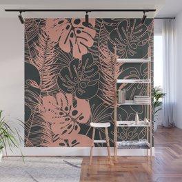 Tropical pattern 034 Wall Mural