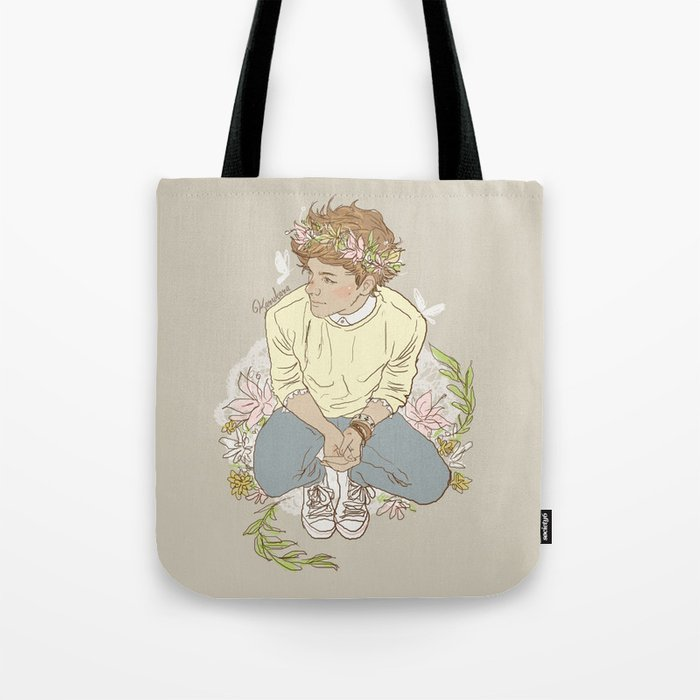 """"""" The Sun-Kissed Boy """" Tote Bag"""
