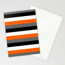 Multicolore Artwork Stationery Cards
