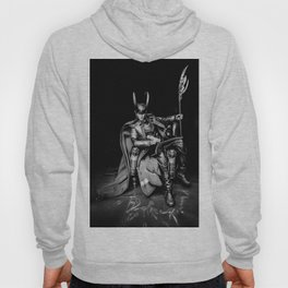 King Loki, Chillaxin' (B/W) Hoody