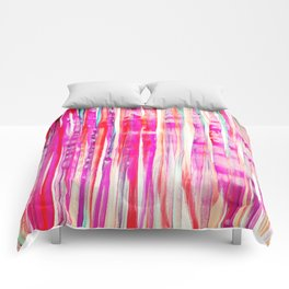 Touched #society6 #painting #buyart Comforters