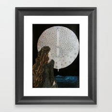 Amrita Framed Art Print