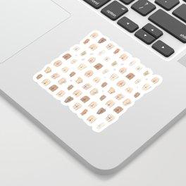 Lotsa Butts! Sticker