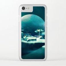 Slumber Clear iPhone Case