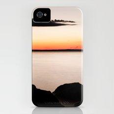 Single Cloud Slim Case iPhone (4, 4s)