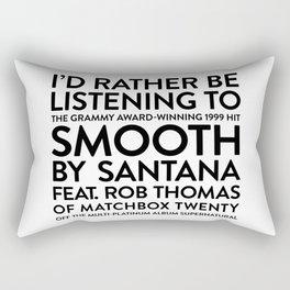 Smooth Rectangular Pillow