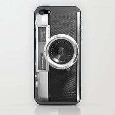 Camera iPhone & iPod Skin