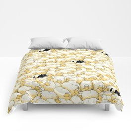 Find The Spy Pattern Comforters