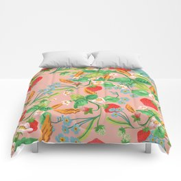 Strawberry Patch Comforters