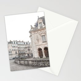 Parisian Architecture In France Photo | Building In Paris Europe Fine Art Print | Digital Street Travel Photography Stationery Cards