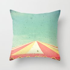Big Top Throw Pillow