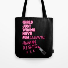 Fundamental Tote Bag