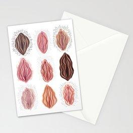 Vulva Stationery Cards