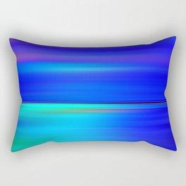 Night light abstract Rectangular Pillow
