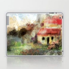 Old Spanish Village Laptop & iPad Skin