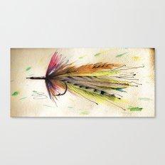 To Teach A Man To Fish Canvas Print