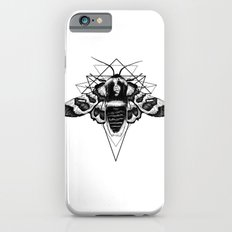 Geometric Moth iPhone 6s Slim Case