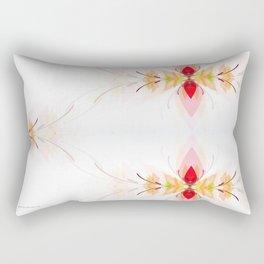 Soft butterfly Rectangular Pillow