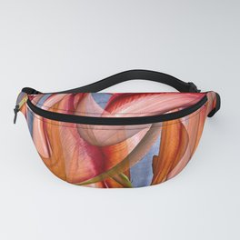 Dance of the crazy Tulips Fanny Pack