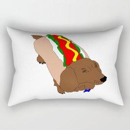 Guner on Halloween Rectangular Pillow