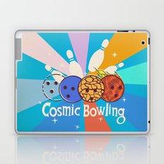 Cosmic Bowling Laptop & iPad Skin
