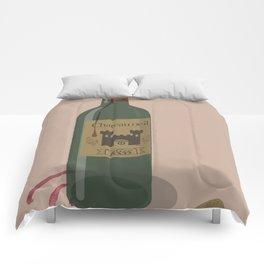 chateau œil Comforters
