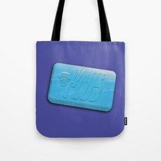 White Club Tote Bag