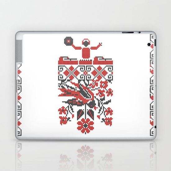 Ethno DJ Laptop & iPad Skin