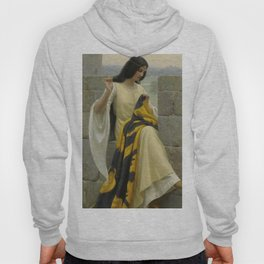 "Edmund Blair Leighton ""Stitching the Standard"" Hoody"