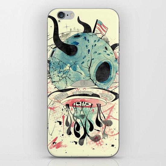 ET Explorer iPhone & iPod Skin
