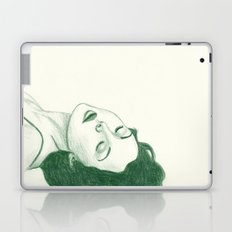 Green Sleep Laptop & iPad Skin