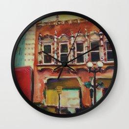 Old San Antonio Wall Clock